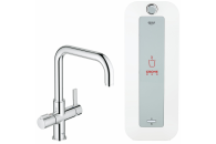 Смеситель Grohe Blue Red Duo 30156000