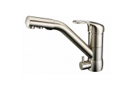 Смеситель Zorg Clean Water ZR 400 KF-12 Nickel