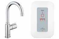 Смеситель Grohe Blue Red Mono 30085000