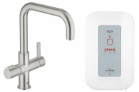 Смеситель Grohe Blue Red Duo 30145DC0