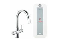 Смеситель Grohe Blue Red Duo 30079000